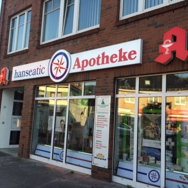 hanseatic Apotheke nun in gross
